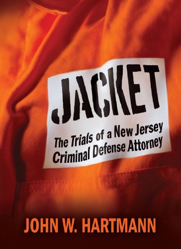 9780937548752: Jacket: The Trials of a New Jersey Criminal Defense Attorney