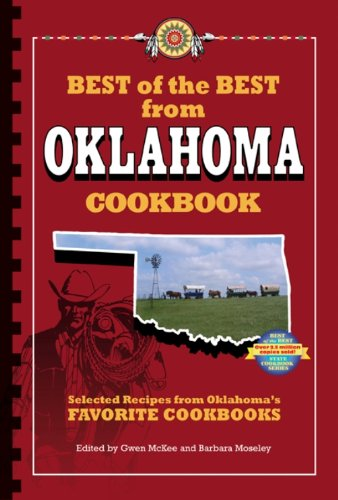 9780937552650: Best of the Best from Oklahoma : Selected Recipes from Oklahoma's Favorite Cookbooks