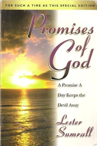 9780937580158: Promises of God: A Promise a Day Keeps the Devil Away
