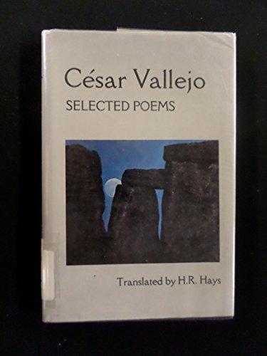 9780937584019: Cesar Vallejo Selected Poems