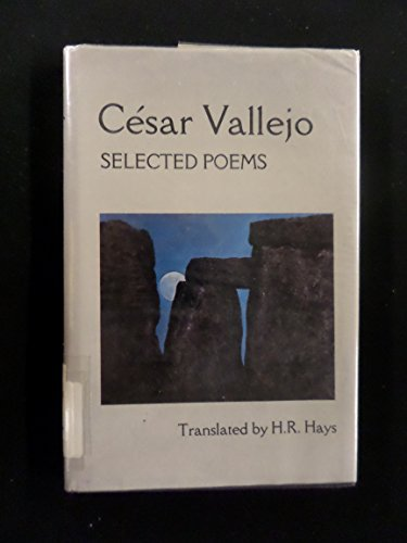 9780937584019: Cesar Vallejo Selected Poems (English and Spanish Edition)