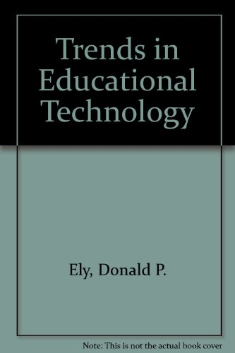 9780937597545: Trends in Educational Technology, Fifth Edition