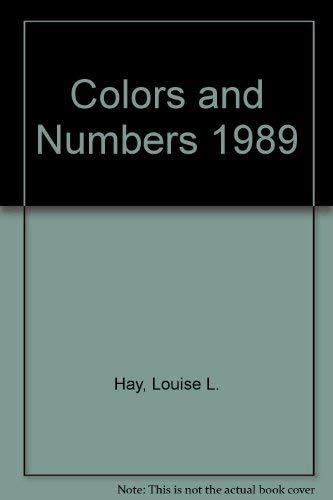 9780937611166: Colors and Numbers 1989
