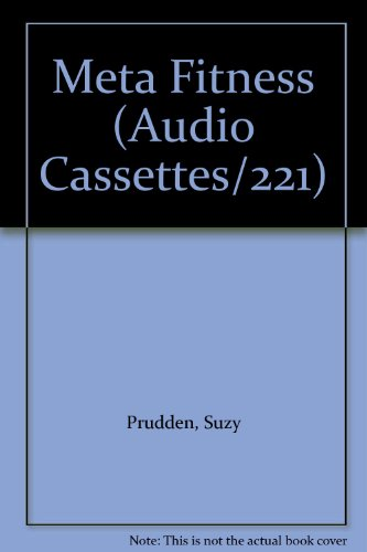 Meta Fitness (Audio Cassettes/221) (0937611549) by Prudden, Suzy