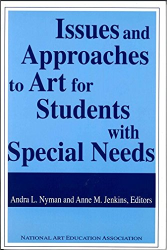 9780937652817: Issue and Approaches to Art for Students with Special Needs