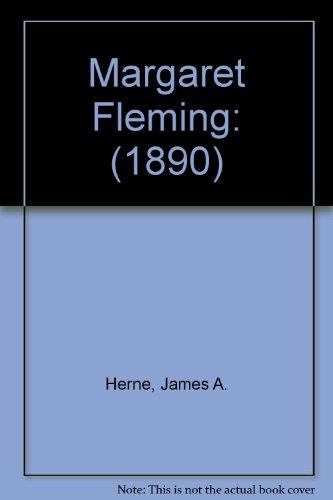 9780937657324: Margaret Fleming: (1890)