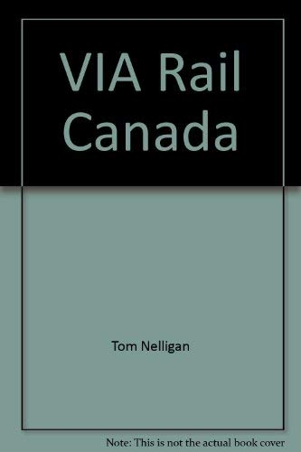 9780937658086: VIA Rail Canada: The first five years