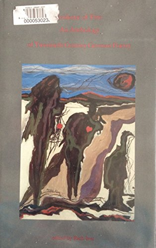 Evidence of Fire: An Anthology of Twentieth Century German Poetry: Ives, Rich