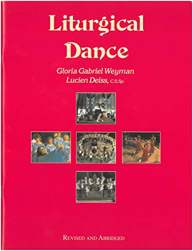 Liturgical dance (9780937690406) by Lucien Deiss