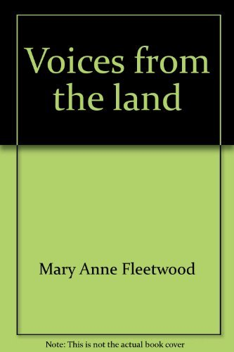 Voices from the land: A Caroline County memoir: Fleetwood, Mary Anne