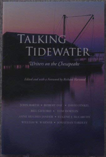 Talking Tidewater : Writers on the Chesapeake