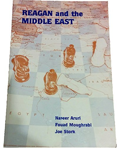 Reagan and the Middle East (AAUG monograph series): Aruri, Naseer Hasan
