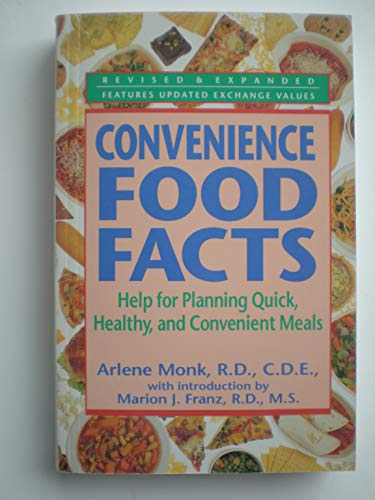 Convenience Food Facts: Help for Planning Quick, Healthy, and Convenient Meals (Wellness & ...
