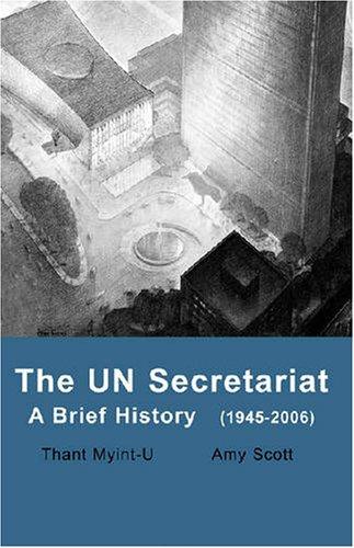 9780937722992: The UN Secretariat: A Brief History