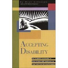9780937743010: Accepting Disability