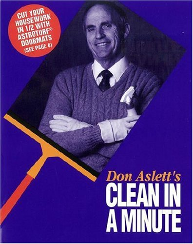 9780937750018: Don Aslett's Clean in a Minute