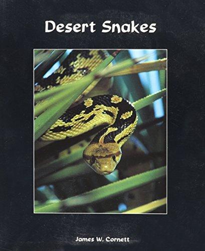 Desert Snakes: Cornett, James W