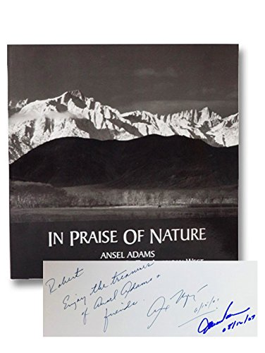 9780937809204: In praise of nature: Ansel Adams and photographers of the American West