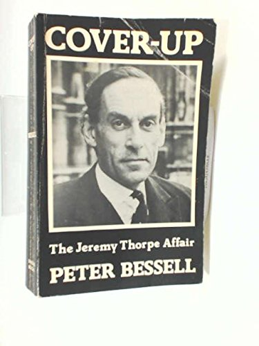 9780937812013: Cover Up: The Jeremy Thorpe Affair