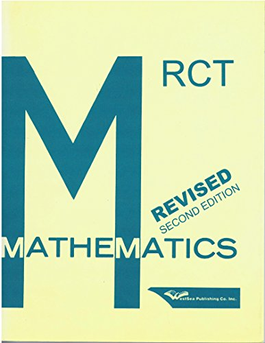 9780937820711: RCT Revised 2nd Edition Mathematics with Answer key