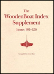 9780937822357: Wooden Boat Index Supplement