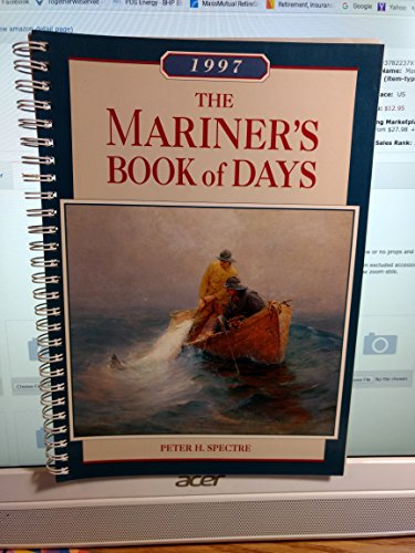 Mariners Book of Days for 1997 (093782237X) by Peter H. Spectre