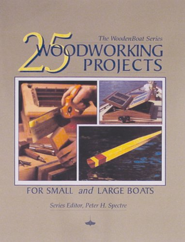 9780937822463: 25 Woodworking Projects