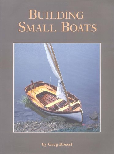 9780937822500: Building Small Boats
