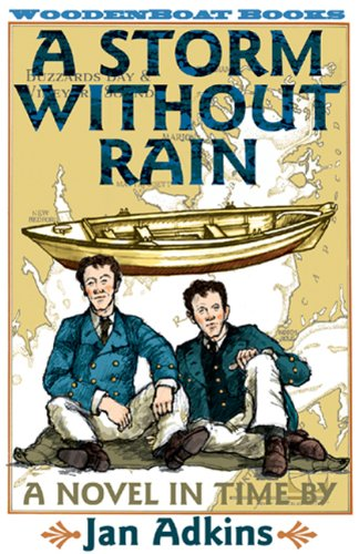 9780937822807: A Storm Without Rain: A Novel in Time