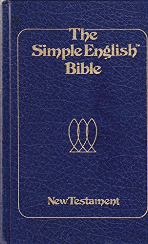 9780937830024: THE SIMPLE ENGLISH BIBLE - NEW TESTAMENT American Edition