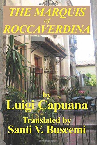 The Marquis of Roccaverdina: Luigi Capuana