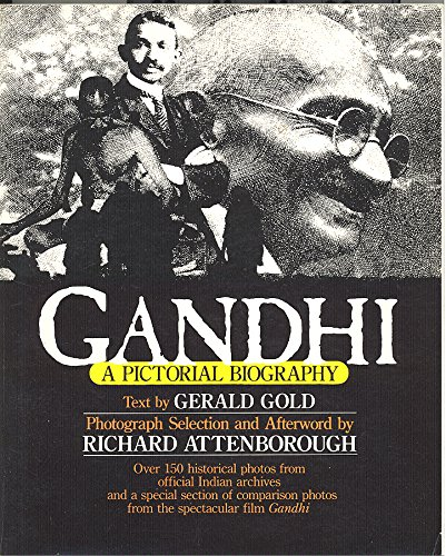9780937858271: Gandhi, a pictorial biography