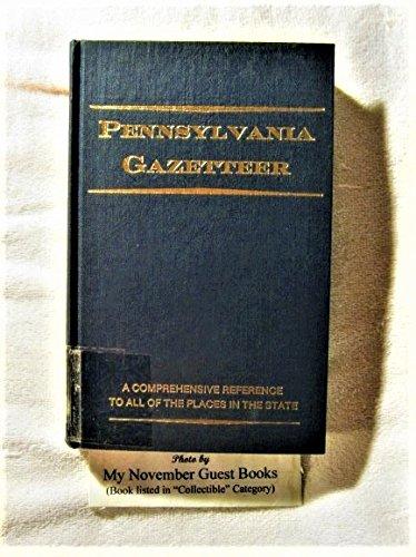 9780937862810: Pennsylvania Gazetteer.