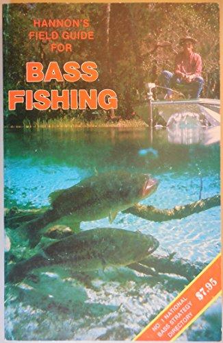 9780937866016: Doug Hannon's Field Guide for Bass Fishing