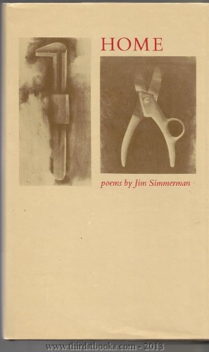 9780937872109: Home: Poems