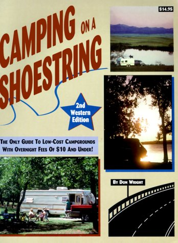9780937877319: Camping on a Shoestring : Western