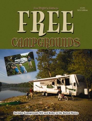 9780937877524: Guide to Free Campgrounds