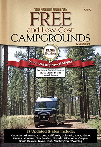 9780937877555: Camping America's Guide to Free and Low-Cost Campgrounds: Includes Campgrounds $12 and Under in the United States (Don Wright's Guide to Free Campgrounds)
