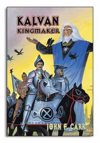 9780937912010: Kalvan Kingmaker