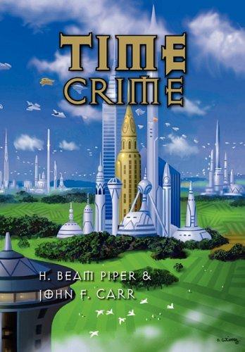 9780937912089: Time Crime