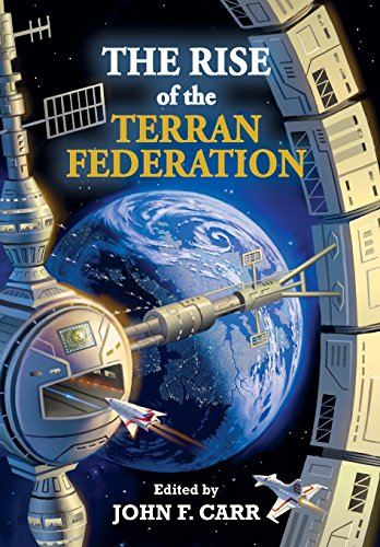 The Rise of the Terran Federation, cover illustration by Alan Gutierrez, Pequod 2017