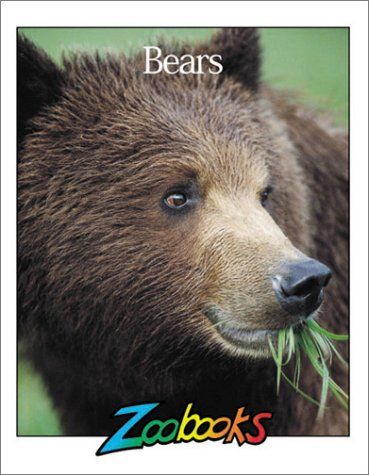 9780937934074: Bears (Zoobooks Series)