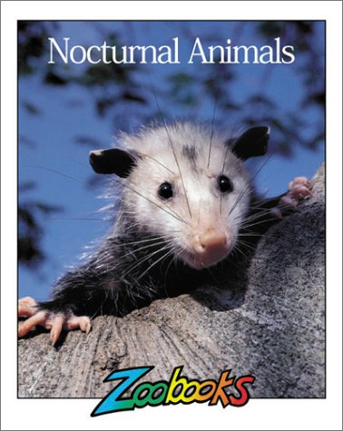 9780937934265: Nocturnal Animals (Zoobooks)