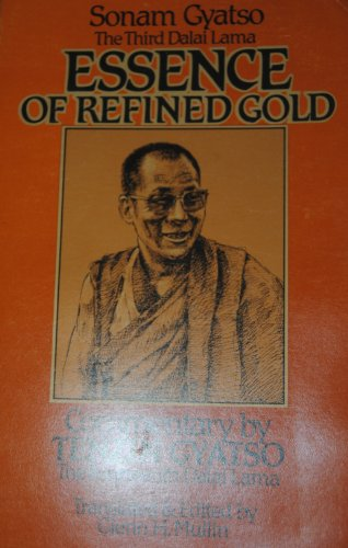 Essence of Refined Gold. Commentary by Tenzin Gyatso