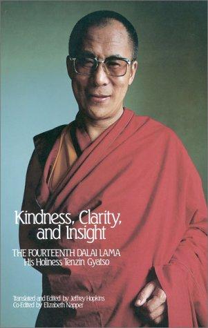 9780937938188: Kindness, Clarity, and Insight: The Fourteenth Dalai Lama, His Holiness Tenzin Gyatso