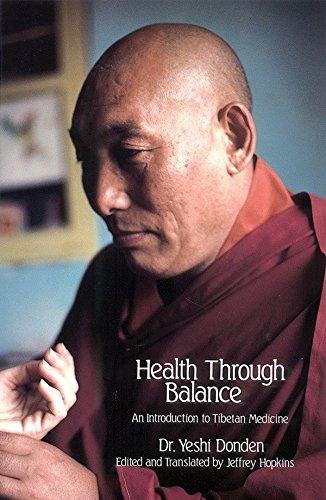 9780937938256: Health Through Balance: An Introduction to Tibetan Medicine