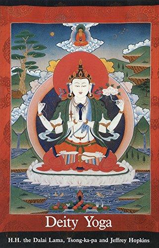 Deity Yoga: In Action and Performance Tantra: H.H. The Dalai Lama, Tsong-ka-pa, and Jeffrey Hopkins...