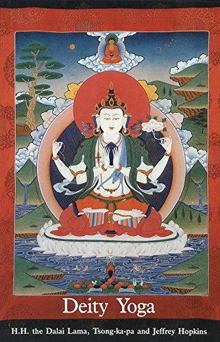 9780937938508: Deity Yoga: In Action and Performance Tantra (Wisdom of Tibet Series)
