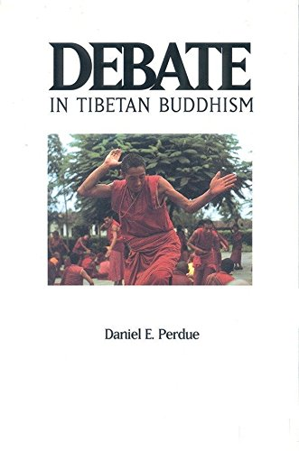 9780937938768: Debate in Tibetan Buddhism (Textual Studies & Translations in Indo-Tibetan Buddhism)
