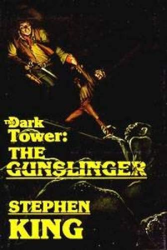 the dark tower the gunslinger book report A review of the first book in the dark tower series, the gunslinger this is the first review in a series titled the road to the dark tower, part 1 the.
